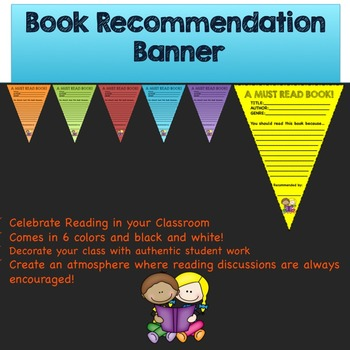 Book Recommendation Banner