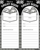 Book Recommendation Bookmarks *FREE*