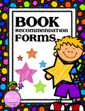 Book Recommendation Forms