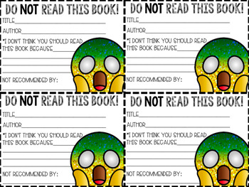 Book Recommendation Notes: EMOJI