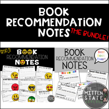 Book Recommendation Notes: The Bundle