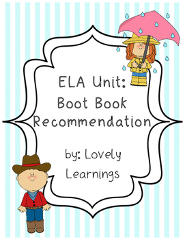 Book Recommendation--On Boots!