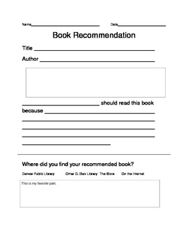 Book Recommendation-Text to World Connections
