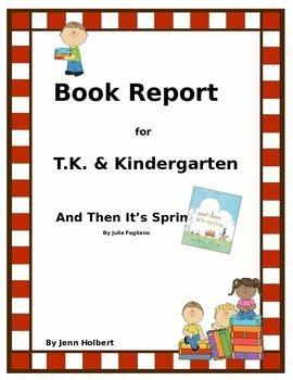 Book Report!