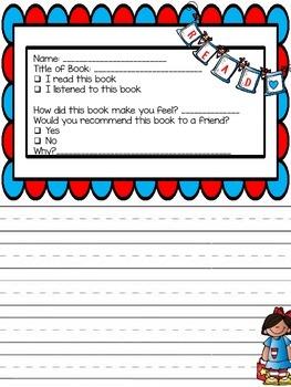 Book Report Bundle (9 different templates!)