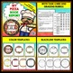 Creative Book Reports BUNDLE (Caterpillar and Pizza Templates with Rubrics)