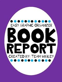 Quick and Easy Book Report