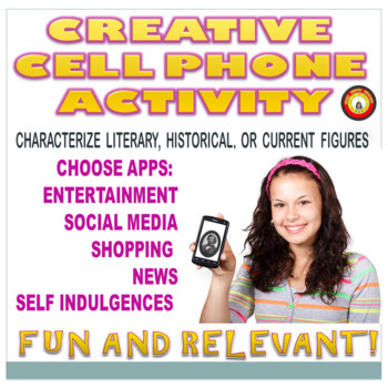 Novel Characterization Cell Phone Project