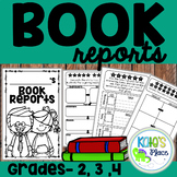 Book Report Booklets