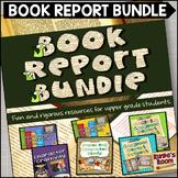 Book Report Creative Project Bundle