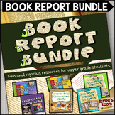 Book Report Creative Project Bundle
