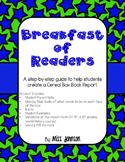 Book Report - Cereal Box