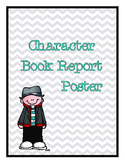 Book Report Character Poster