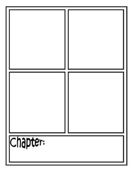 Book Report, Comic Strip