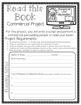What is a book report