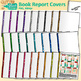 Book Report Cover Clip Art Bundle {Glitter Meets Glue}