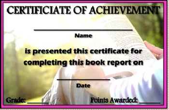 Book Report: Engaging Booklet