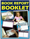 Book Report: Engaging Booklet