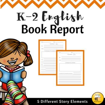 Book Report (English)