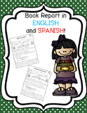Book Report English and Spanish!