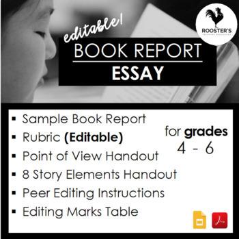 Book Report Essay