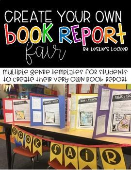 Book Report Fair
