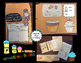 Creative Book Report (Fiction) * Book Project *  Lapbook *