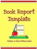 Book Report: Fiction or Non-fiction