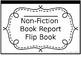 Book Report Flip Books