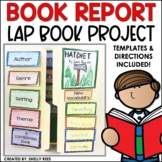 Book Report Template - Book Report Lap Book Project