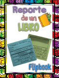 Book Report Flipbook / Reporte del libro