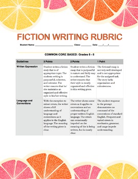 Book Report Forms - Multiple Genres
