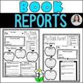 Book Report Forms - Simple and Easy