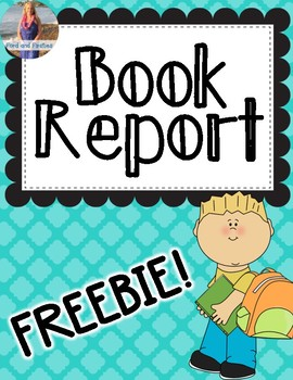 Book Report! *FREEBIE*