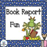 Book Report Fun