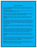 Book Report Guidelines for use with any Fictional Text