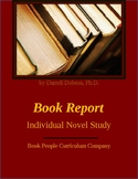 Book Report -- Independent Novel Study