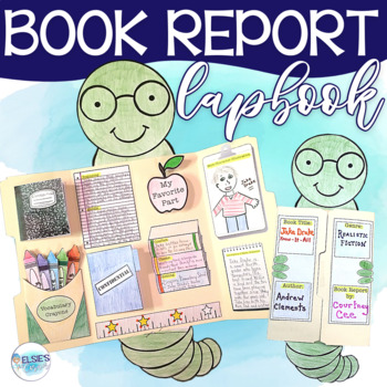book report game