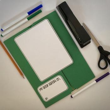 Book Report Lapbook Kit