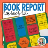 Book Report Lapbook Kit