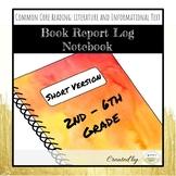 Book Report Log