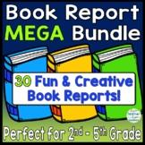 Book Report MEGA Bundle! 24 Best-Selling Book Report Templ