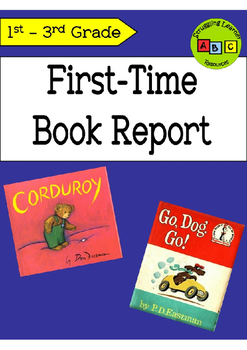 Book Report Mini Lesson Packet