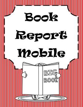 Book Report Mobile