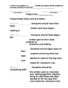 Book Report - Mysteries