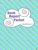 Book Report Packet - Nonfiction II PDF