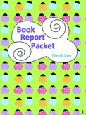 Book Report Packet - Nonfiction PDF