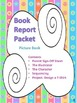 Book Report Packet - Picture Book PDF