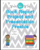 Book Report, Presentation, and Rubric