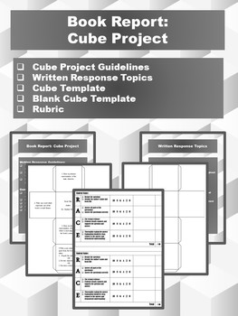 Book Report Project: Cube
